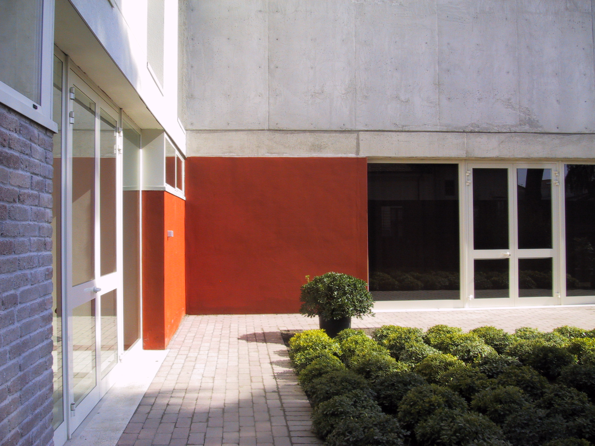 Cortile Municipio Truccazzano