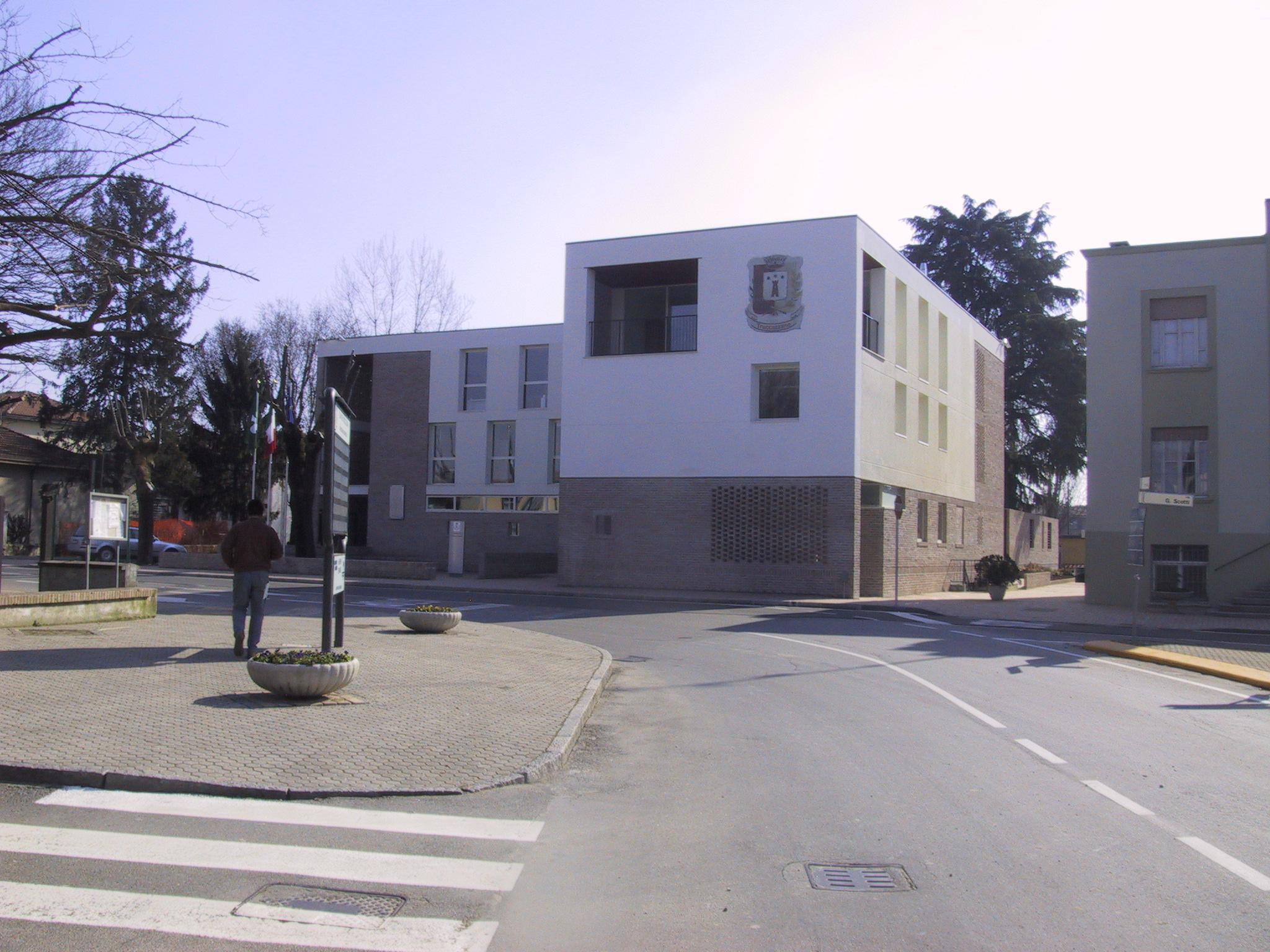 Nuovo Municipio Truccazzano
