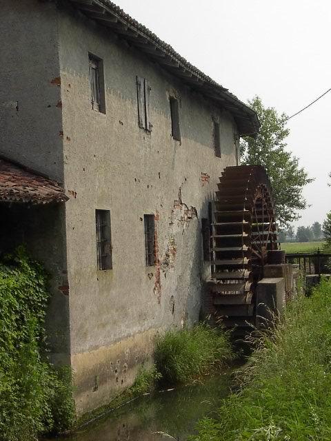 mulino per la macina del grano