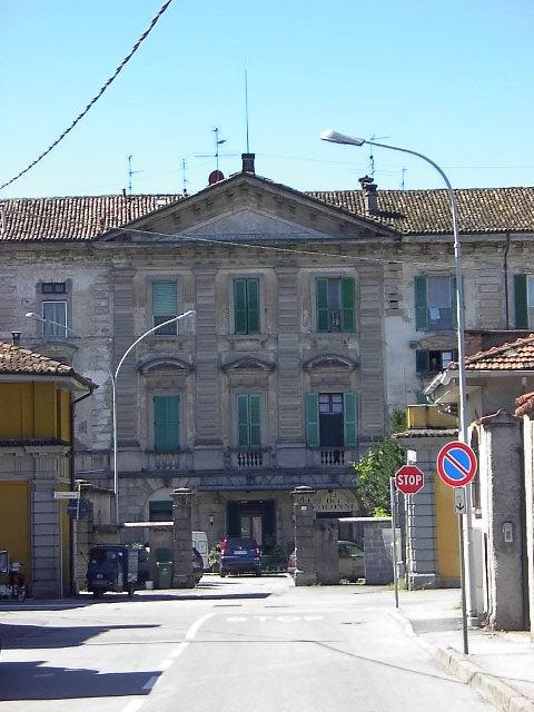 Palazzo dei Conti Anguissola